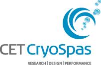 Bazine cu apa rece CryoSpas pentru bai de gheata