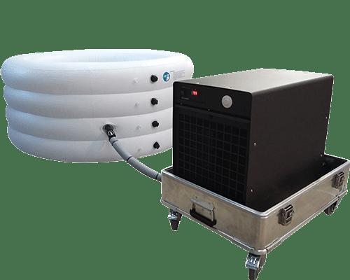 CET ColdSpa Inflatable bazine cu apa rece