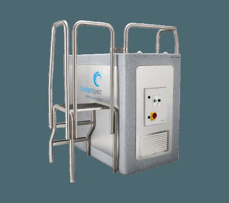 CET CryoSpa Sport bazine cu apa rece